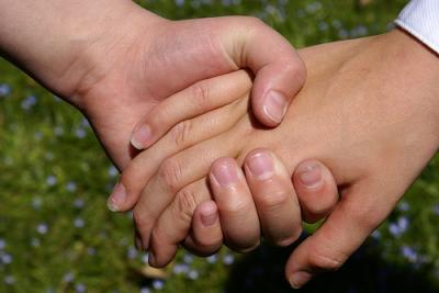 Image result for a picture of someone hold someone hand